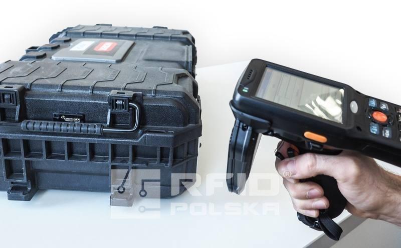 ewidencja narzędzi za pomocą RFID i czytnika mobilnego
