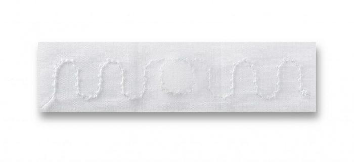 Tag Datamars Novo używany do znakowania hotelowych ręczników