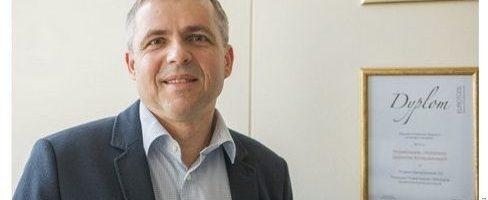 Jacek Krywult- Twarz Biznesu- artykuł w Nowinach Gliwickich