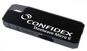 ewidencja sprzętu budowlanego - Tag na metal Confidex