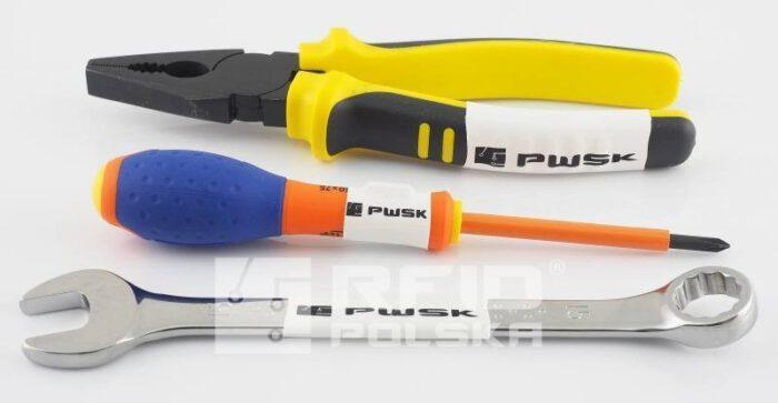 Znakowanie narzędzi tagami RFID