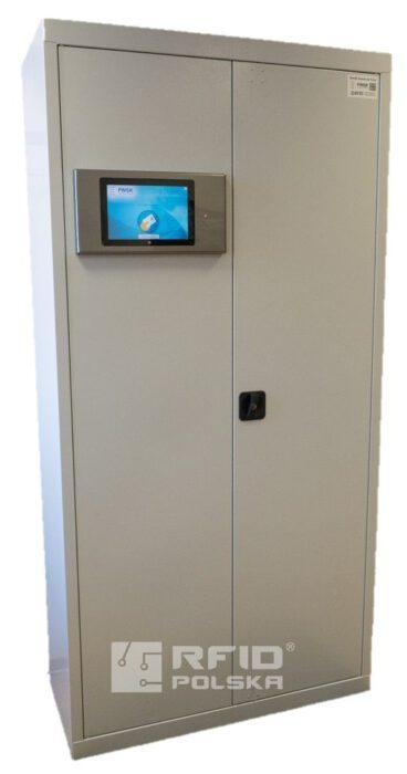 automatyczna szafa magazynowa rfid uhf pwsk