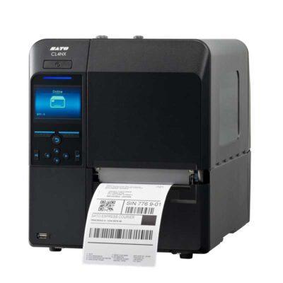 Drukarka etykiet RFID UHF do znakowania majątku