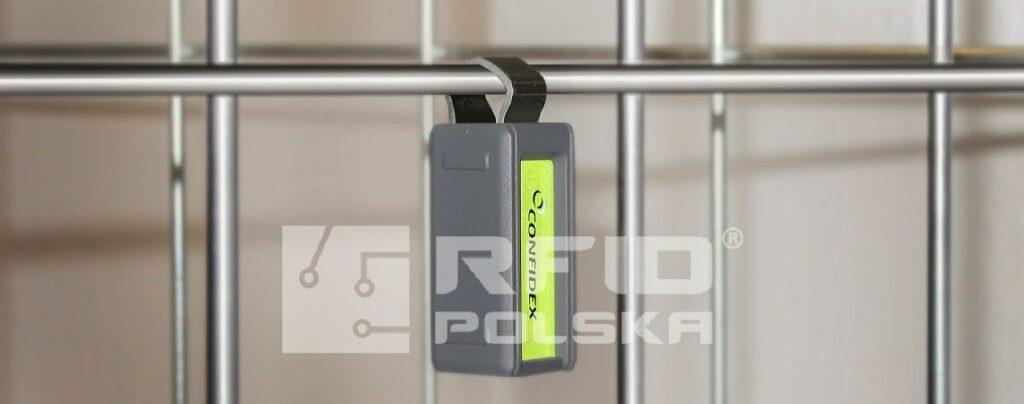 ewidencja opakowań zwrotnych, oznakowanie opakowań chipami RFID