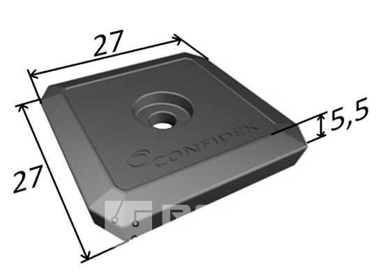 Confidex Ironside Micro