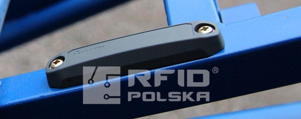 program do ewidencji sprzętu, wyposażenia chipami RFID