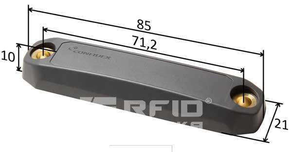 Confidex Ironside Slim