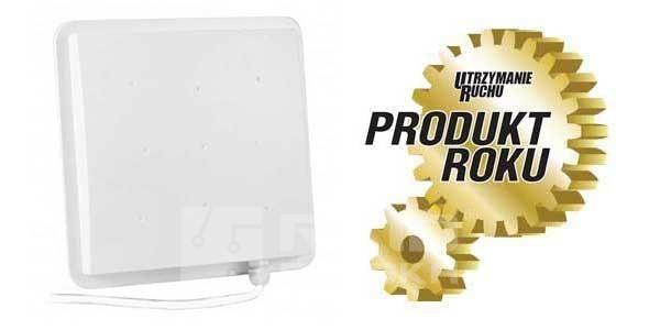 Czytnik RFID UHF 4M z nagrodą Produkt Roku