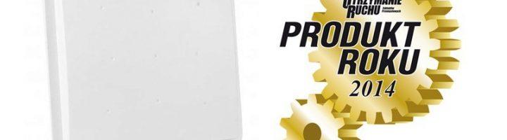 Czytnik RFID dalekiego zasięgu otrzymał wyróżnienie Produkt Roku magazynu Utrzymanie Ruchu
