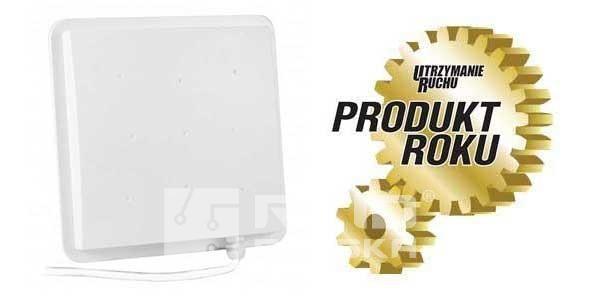 Czytnik RFID UHF 4M wybrany produktem roku 2014