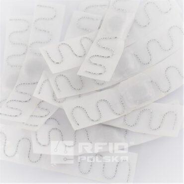Elastyczne tagi RFID do znakowania tkanin Datamars RFID