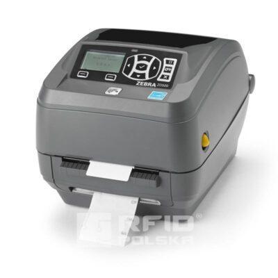 Drukarka etykiet z koderem RFID UHF Zebra ZD500R