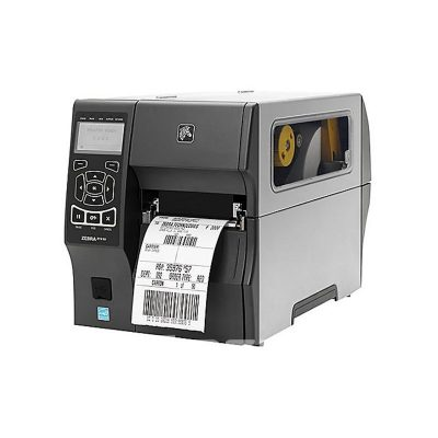 Drukarka RFID Zebra ZT400 do drukowania etykiet