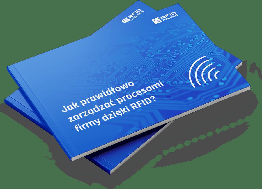 E-book zarządzanie procesami RFID