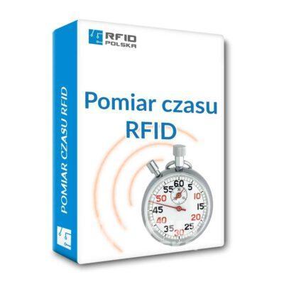 System pomiaru czasu na zawodach sportowych RFID