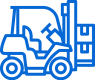 Ikona zarządzanie magazynem RFID w logistyce