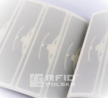 Etykieta RFID Glass-K na szybę i szkło