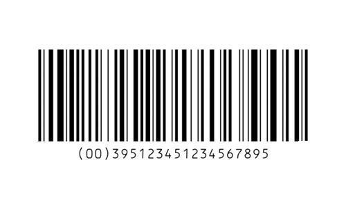kod kreskowy typu gs1-128
