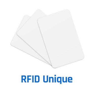Karta zbliżeniowa RFID Unique