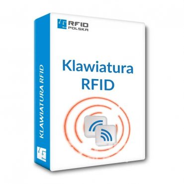 Klawiatura RFID - Emulator klawiatury RFID UHF