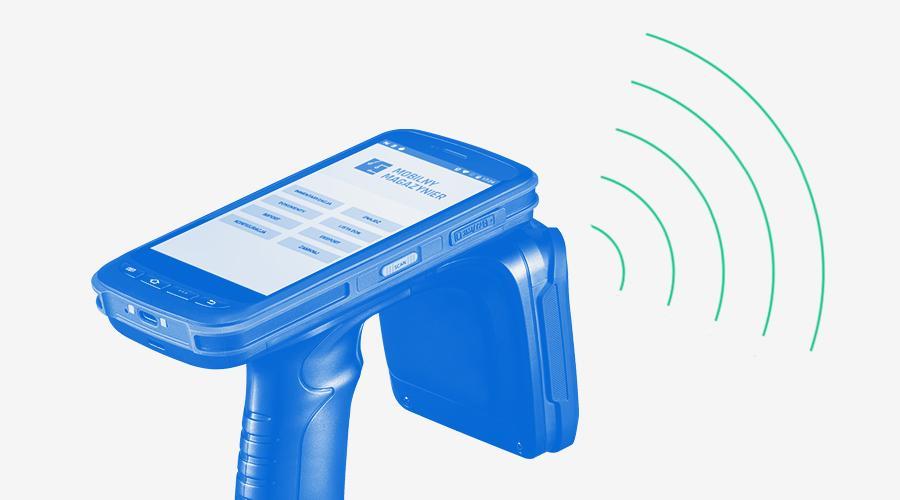Aplikacja mobilna RFID Navigator