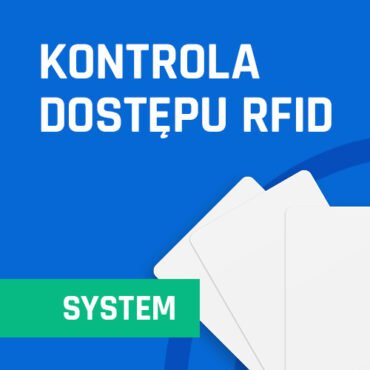 System kontroli dostępu RFID