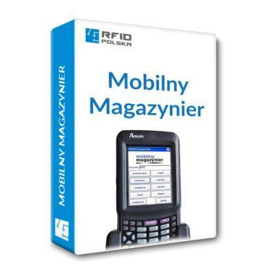 Mobilny Magazynier program na urządzenie mobilne