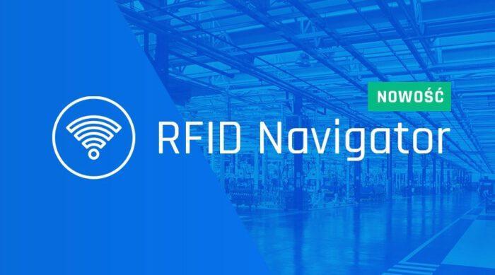 RFID Navigator - nowy system RFID