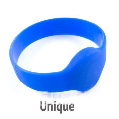 Opaska silikonowa RFID Unique