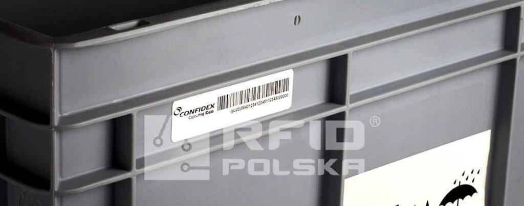 zarządzanie i znakowanie opakowań, pojemników zwrotnych, śledzenie kontenerów