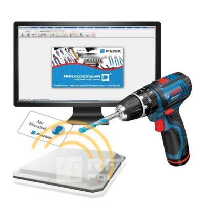 Narzędziownia Minima RFID - program do ewidencji sprzetu i asortymentu