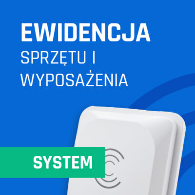 Ewidencja RFID - sprzętu i wyposażenia