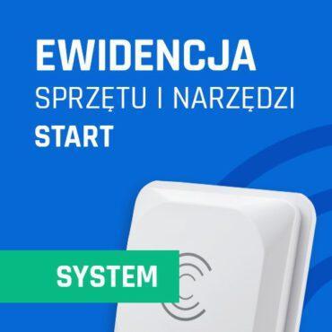 Ewidencja narzędzi i sprzętu RFID