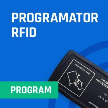 Programowanie tagów RFID