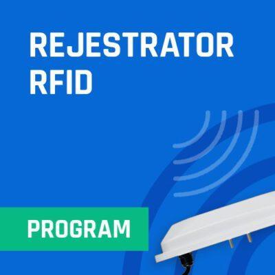 Rejestrator RFID - program do odczytu danych
