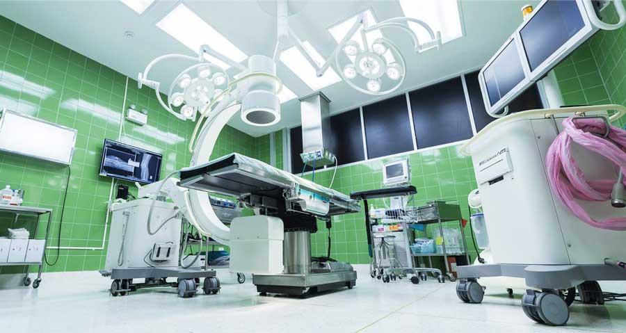 RFID w szpitalu - znakowanie sprzętu medycznego