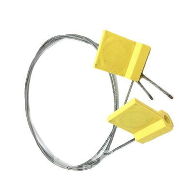 Linka stalowa samozaciskowa RFID UHF