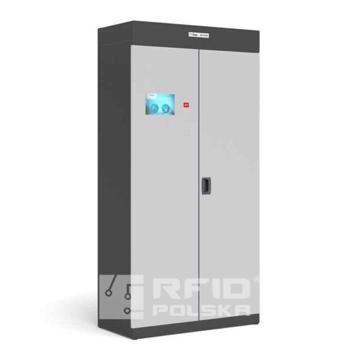 szafa wydająca, wydawcza, wendingowa, magazyn automatyczny, smart rfid cabinet