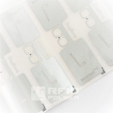 Etykieta RFID o dużym zasięgu - Smartrac DogBone