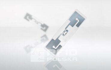 Etykieta RFID z pomiarem temperatury - Smartrac Sensor DogBone