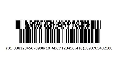 symbol GS1-128 złożony