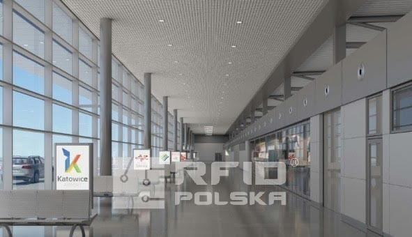 Nowy terminal przylotowy w Katowicach Pyrzowicach
