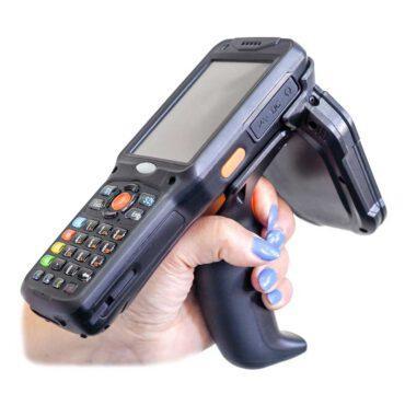 Mobilny kolektor danych RFID dla magazynu i inwentaryzacji