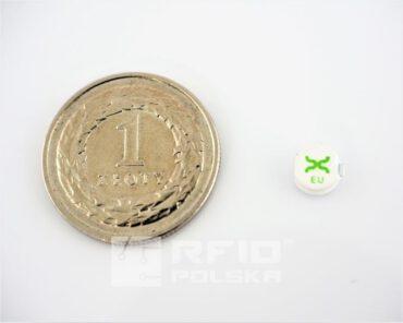 Mały chip RFID Xerafy do znakowania metalu