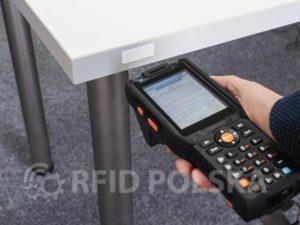 znakowanie środków trwałych i wyposażenia RFID