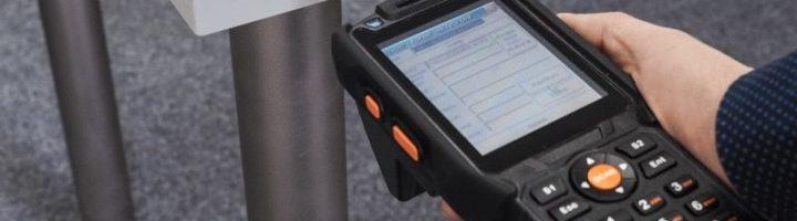 Znakowanie środków trwałych i wyposażenia tagami RFID